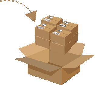 Paketversand nach Österreich