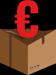 Hohe Versandkosten